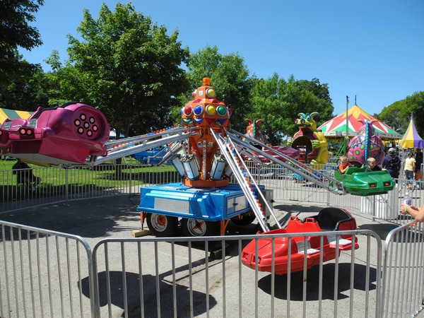 All Around Amusement Inc Our Midway